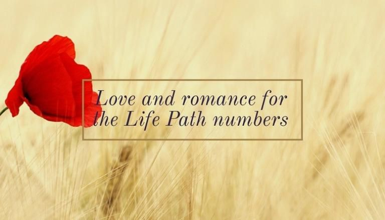 The Life Path Numbers in Romance: What Kind of Lover Are You?