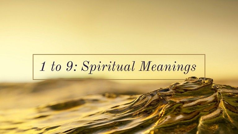 Numbers 1 to 9: Spiritual Meanings Hiding Behind Each Personality