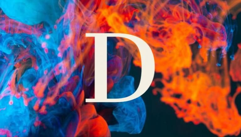 The Letter D: Key Symbolism and Personality Traits