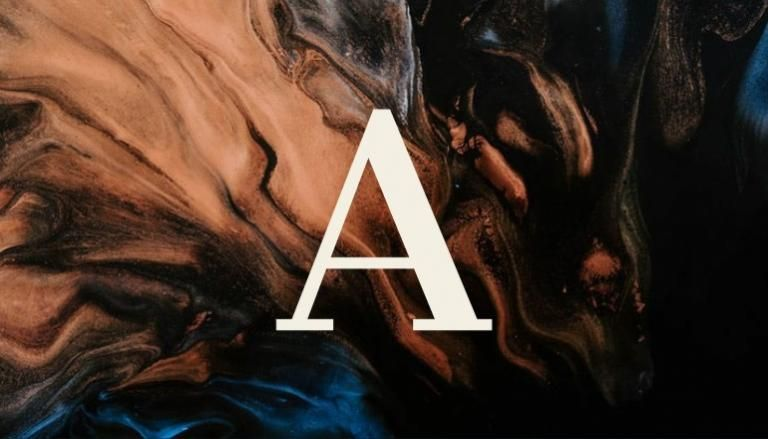 The Letter A: Key Symbolism and Personality Traits